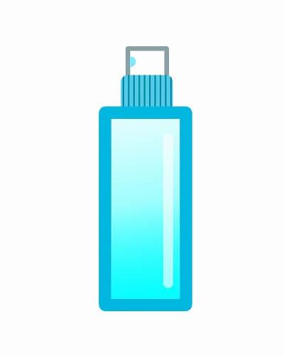収れん化粧水のイメージ画像