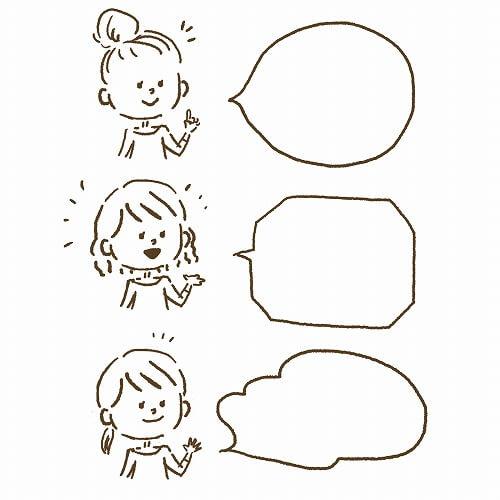 口コミのイメージ画像